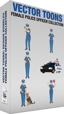 Female Police Officer Collection