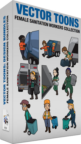 Female Sanitation Workers Collection