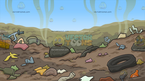 Garbage Dump Background