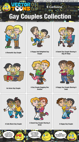 Gay Couples Collection