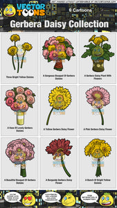 Gerbera Daisy Collection