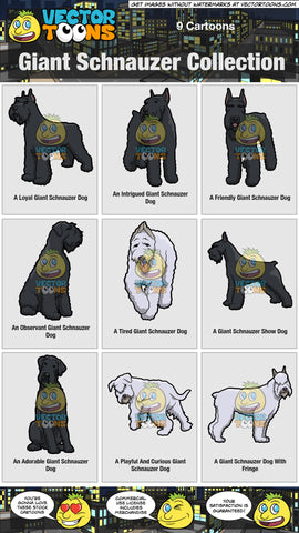Giant Schnauzer Collection