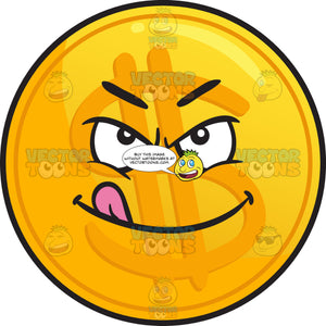 Ready To Rumble Golden Coin Emoji