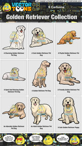 Golden Retriever Collection