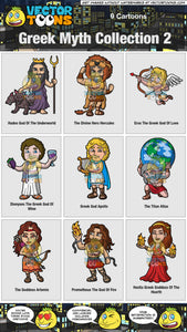 Greek Myth Collection 2