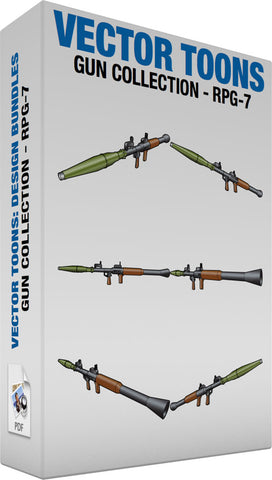 Gun Collection Rpg-7