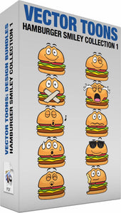 Hamburger Smiley Collection 1