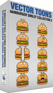 Hamburger Smiley Collection 2