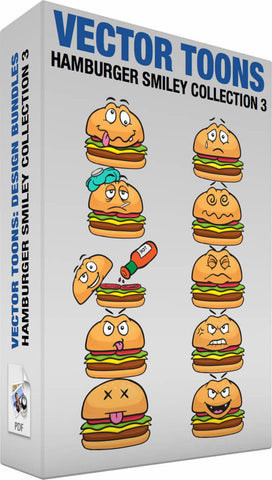 Hamburger Smiley Collection 3