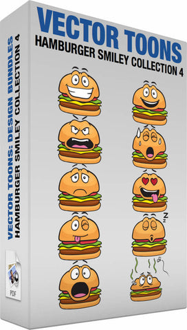 Hamburger Smiley Collection 4