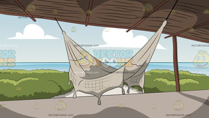 Hammock With A View Background