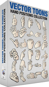 Hand Positions Collection