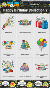 Happy Birthday Collection 2