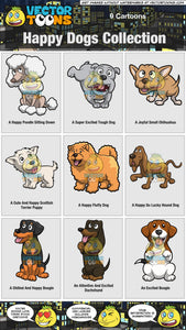 Happy Dogs Collection