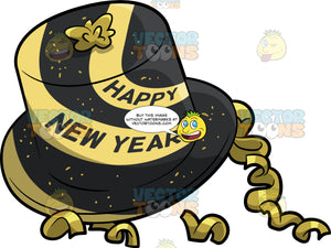 A New Year Party Hat