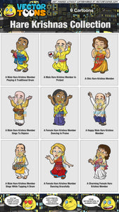 Hare Krishnas Collection
