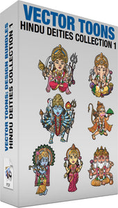 Hindu Deities Collection 1