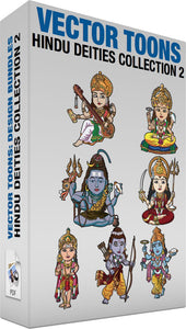 Hindu Deities Collection 2