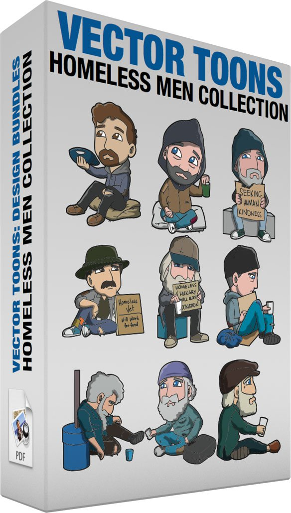 Homeless Men Collection