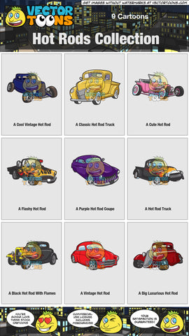 Hot Rods Collection