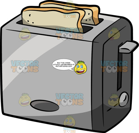 A Bread Toaster