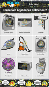 Household Appliances Collection 2