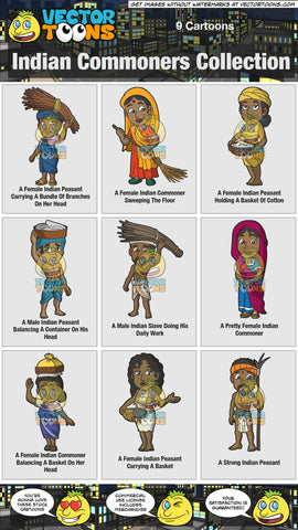 Indian Commoners Collection