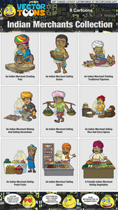 Indian Merchants Collection