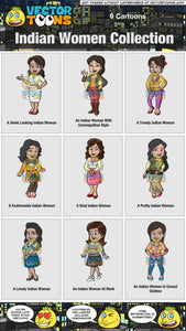 Indian Women Collection