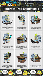 Internet Troll Collection 1