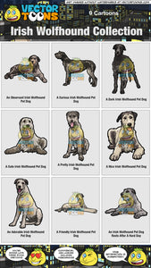 Irish Wolfhound Collection