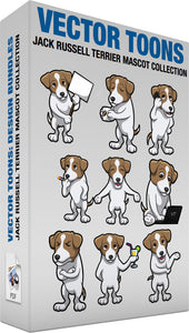 Jack Russell Terrier Mascot Collection
