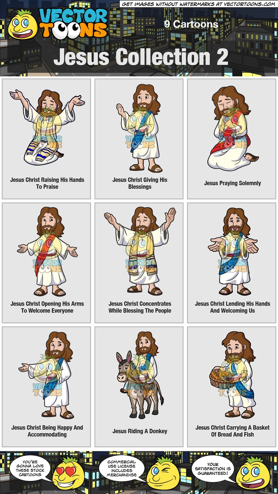 Jesus Collection 2