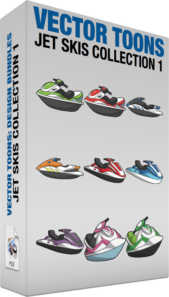 Jet Skis Collection 1