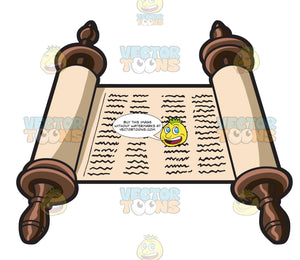 An open torah