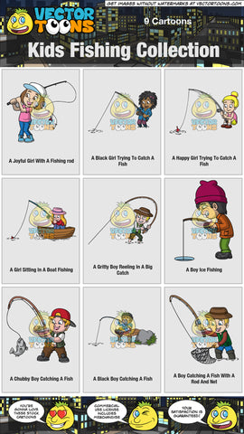 Kids Fishing Collection