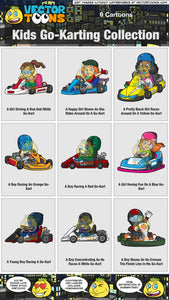 Kids Go-Karting Collection