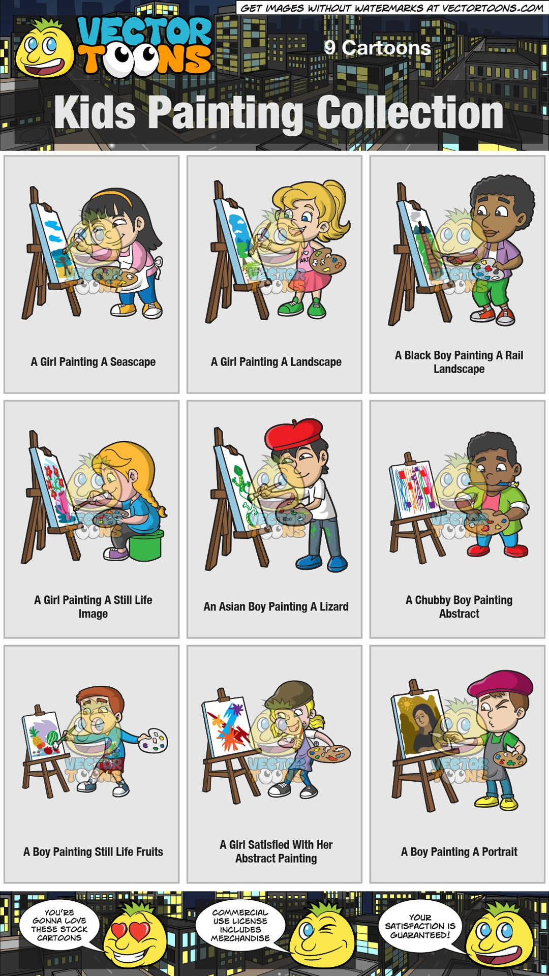 Kids Painting Collection