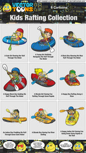 Kids Rafting Collection
