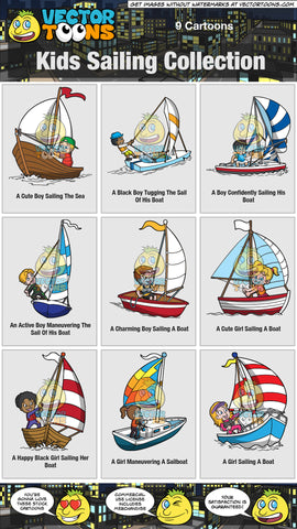Kids Sailing Collection