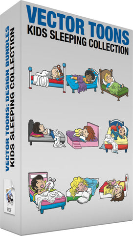Kids Sleeping Collection
