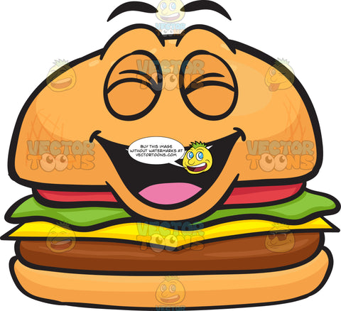 Laughing Cheeseburger