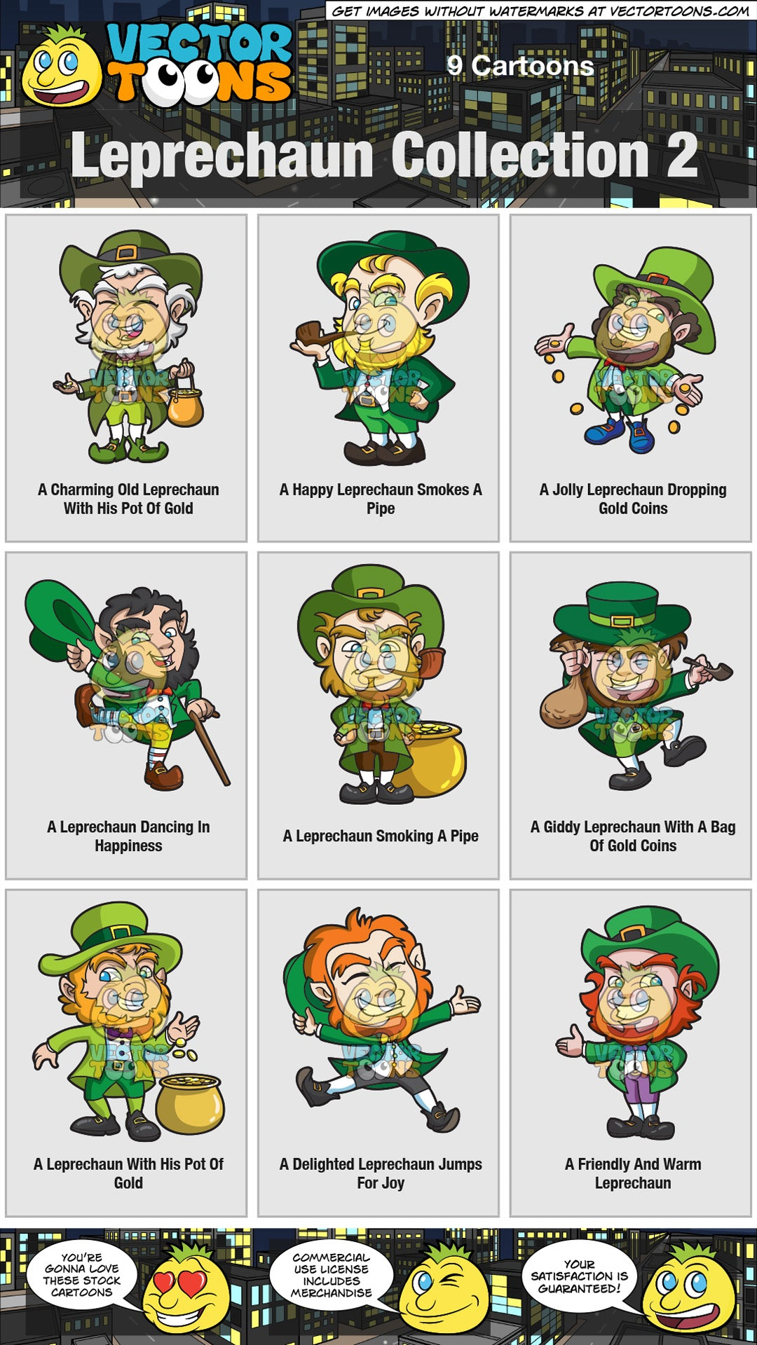 Leprechaun Collection 2