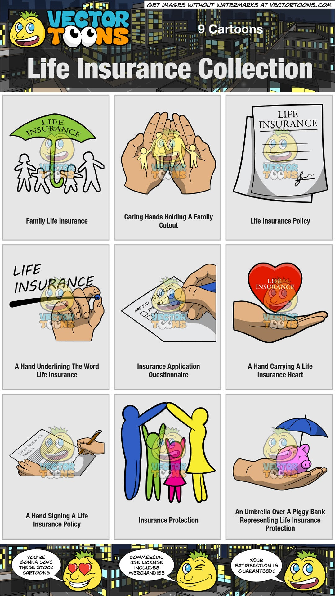 Life Insurance Collection