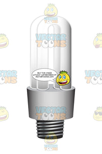 Small U-Tube Shaped, 4 Pin Compact Fluorescent Light Bulb Cfl