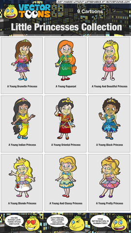 Little Princesses Collection
