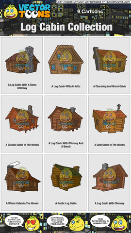 Log Cabin Collection
