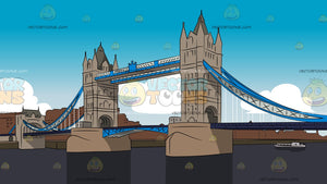 London Bridge Background
