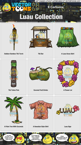 Luau Collection