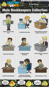 Male Bookkeepers Collection